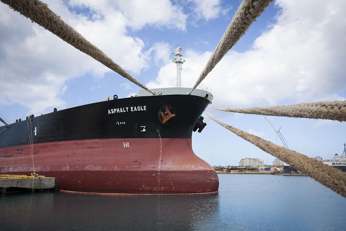 tanker-ropes